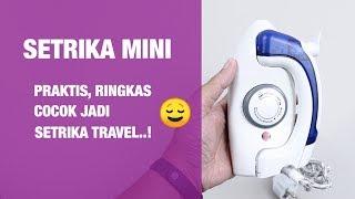 Review Setrika Mini 80 Ribuan — Cocok Jadi Setrika Travel!