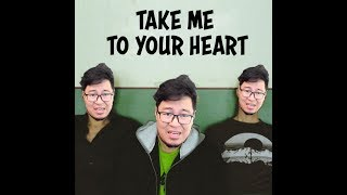 [Guitar] Hướng dẫn: Take me to your heart - Micheal Learns to Rock