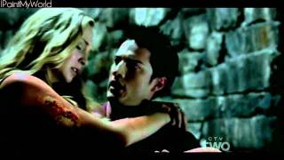 "Tyler & Caroline Scene ""My dad hates me"" - The Vampire Diaries 03x03 HD"