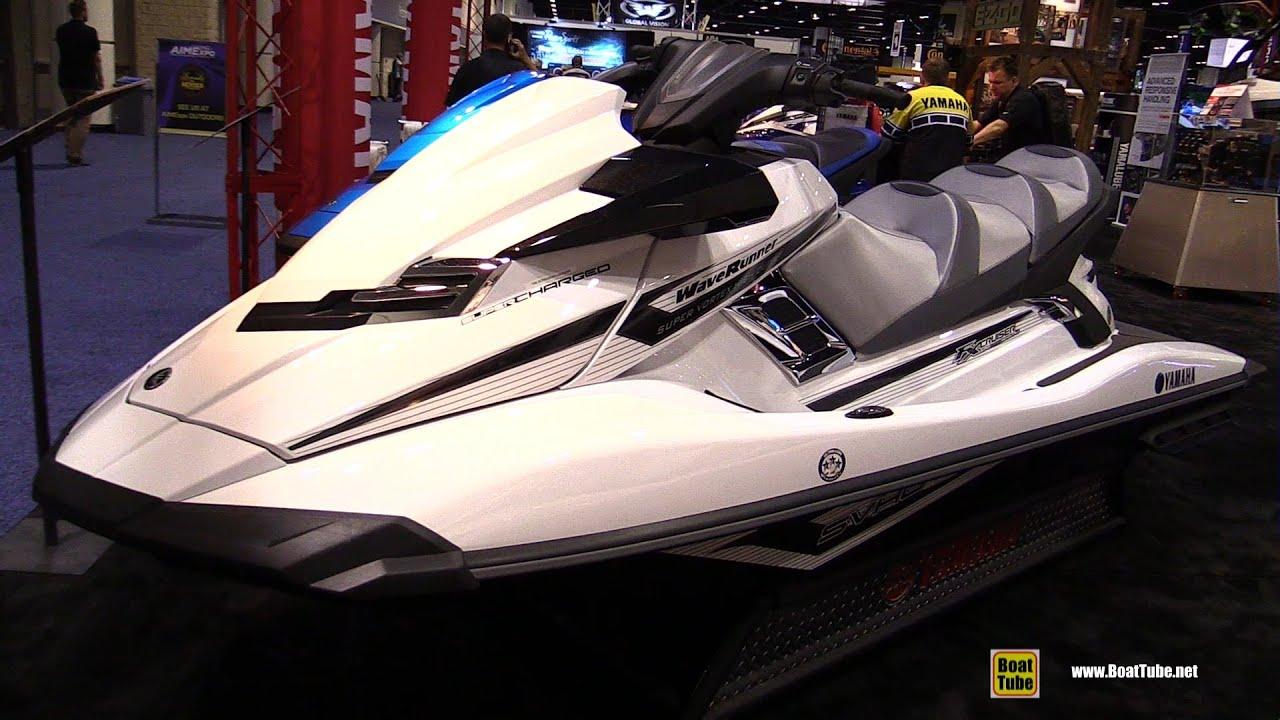 2016 yamaha fx cruiser svho jet ski walkaround 2015 for Yamaha fx jet ski