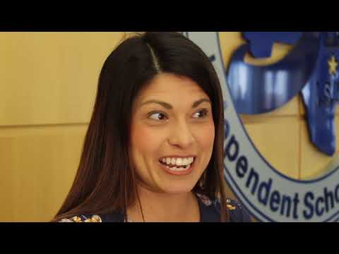 2018 Teacher of the Year -  Cassandra Garcia/Palo Alto Elementary School