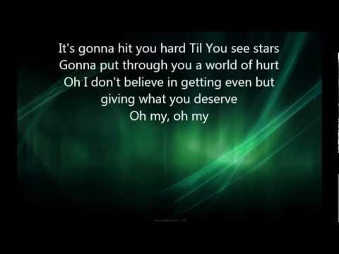 The Band Perry - Done lyrics