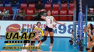 UAAP 79 Top 10 Attacks: Jaja Santiago