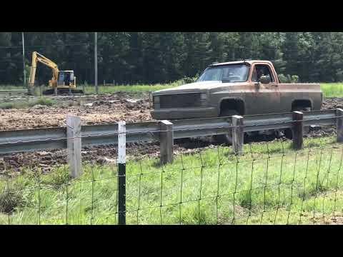 5/18/19 Jackson Motor Speedway Mud Bog