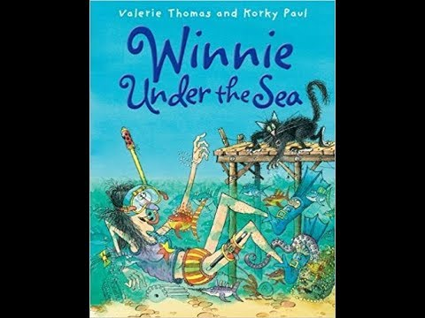 Winnie and Wilbur Under the Sea | Books for Kids Read Aloud