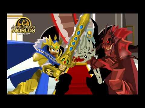 AQW Music-178-Akriloth Battle Theme(Dragonfable)
