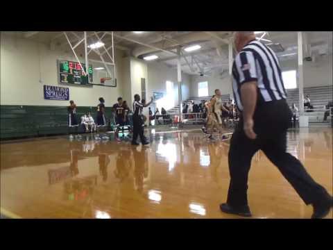 Daryl J. Anderson Jr. Millwood Highlights (2016-17)