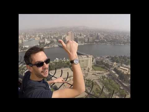 360° Tour of Cairo Tower