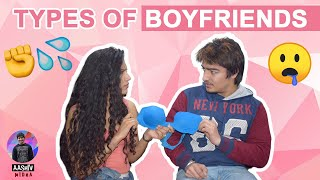 TYPES OF BOYFRIENDS | AASHIV MIDHA