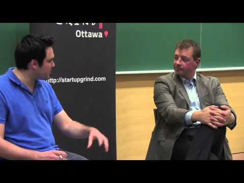 Dan Beer (IBM) at Startup Grind Ottawa