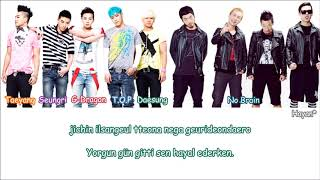 Bigbang - Oh My Friend (feat. No Brain) Turkish Sub./Türkçe Altyazılı [Color Coded]