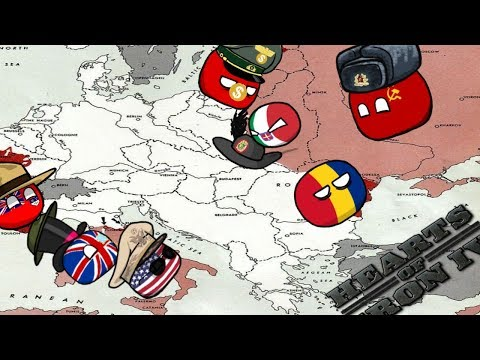 The Most Incompetent Axis 102 - Hoi4 MP In A Nutshell