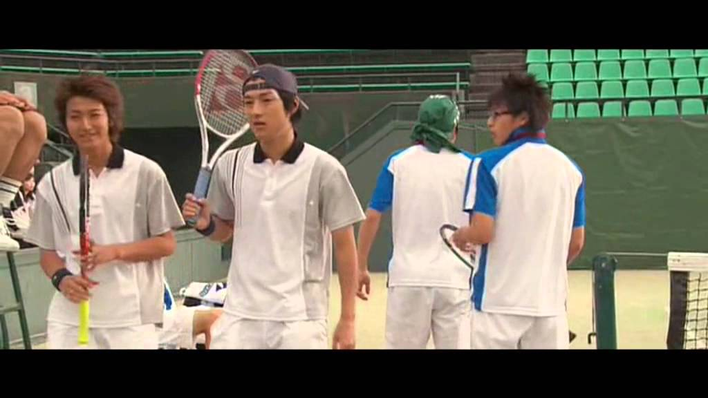 SEIGAKU VS HYOTEI THE PRINCE OF TENNIS LIVE ACTION