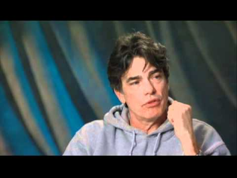 Interview with Peter Gallagher for Conviction