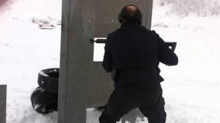 Zvonkie Gongi 3gun Club Carabine IPSC  Ukraine Kiev 16.01.2016