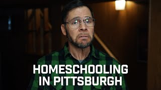 Pittsburgh Dad Homeschooling the Kids