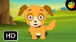 Dho Dho Naikkuty | Chellame Chellam | Tamil Rhymes For Kids | Animated Rhymes For Children