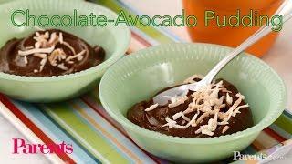 Chocolate-Avocado Pudding | Parents