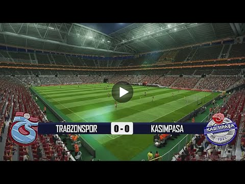 TRABZONSPOR   KASIMPASA   SUPER LIG