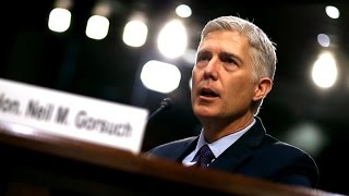Repeat youtube video Senators question SCOTUS nominee Neil Gorsuch on second day of hearing