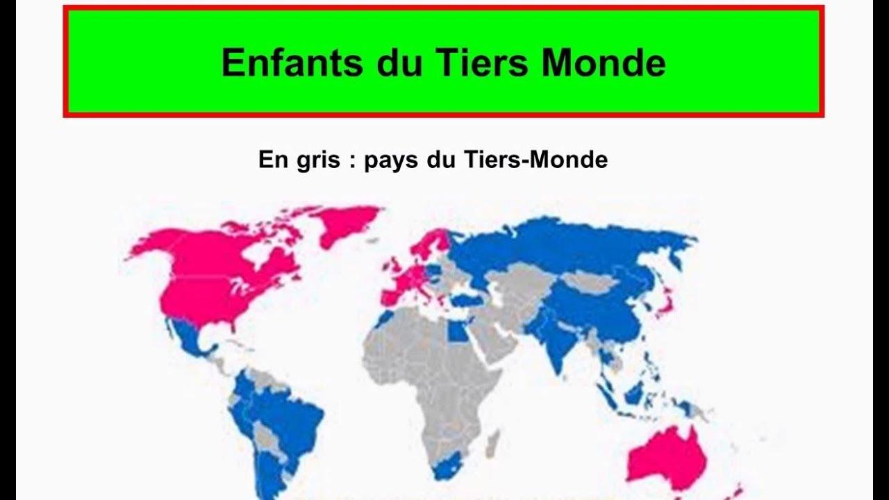 Enfants Du Tiers Monde Youtube