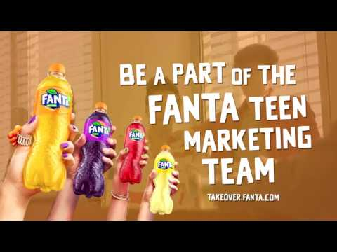 Fanta : advertising & marketing assignments