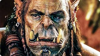 WARCRAFT: THE BEGINNING Trailer Teaser (2016)