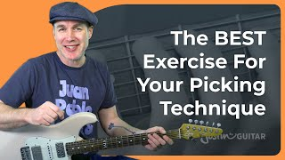 Playing The Major Scale With A Metronome | Guitar Exercises