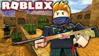 TO JEST LEPSZE NIŻ PIXEL GUN 3D! - Counter Blox Roblox Offensive