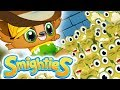 Smighties - Clean Up and Magical Heroes! | Funny Cartoon Video | Videos for Kids