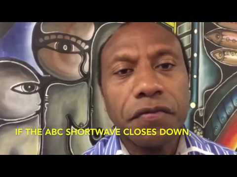ABC SHORTWAVE RADIO SAVES LIVES