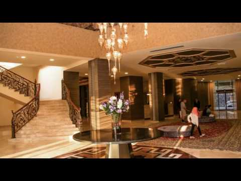 Sheki,Azerbaijan Marxal Hotel مدينة شاكي،أذربيجان فندق مارخال