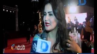 سما المصري ساخرة: تامر أمين هو من أهداني دعوه لحضور مهرجان القاهرة السنيمائي