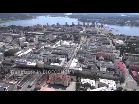 City of Jyväskylä - On the Move for Ease of Living