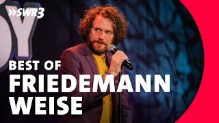 Show von Friedemann Weise beim SWR3 Comedy Festival 2018