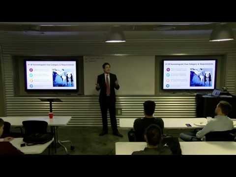 H1B Visa Seminar - U.S. Immigration Options for Foreign High-Tech Professionals, Entrepreneurs