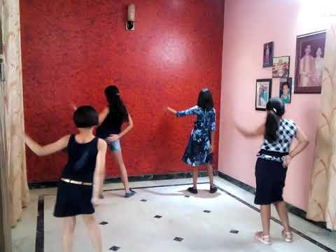 ICE kids dance Class - Group 2