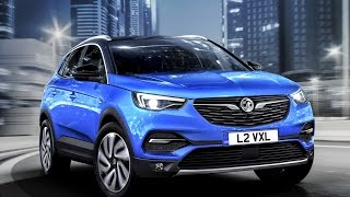 Vauxhall Grandland X SUV 2017 Car Review