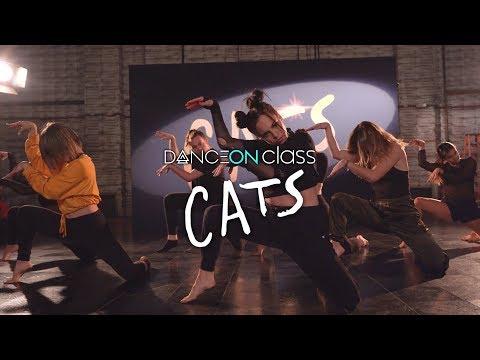 Cats The Movie | Macavity | JoJo Gomez Dance Class
