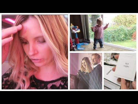 VLOG: Baby Walking, Speech Talking and Fifty Shades of Grey...