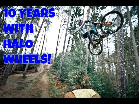 CELEBRATING 10 YEARS WITH HALO WHEELS!!