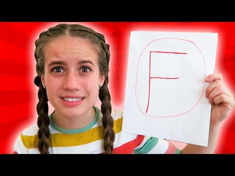 MY LIFE IS OVER // My First FAIL in School
