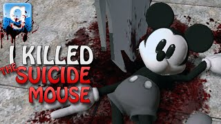 Gmod WE KILLED THE SUICIDE MOUSE! (Garry