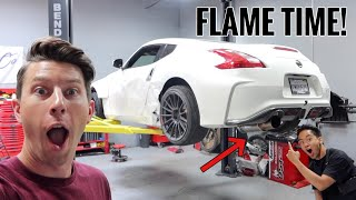 ULTRA LOUD 370Z HITS THE STREETS!