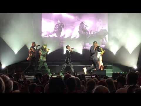 Pentatonix - Take On Me Cincinnati, OH 8/6/17