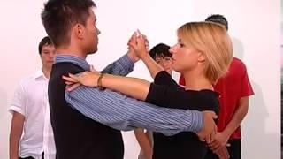Как научиться танцевать Свадебный вальс. Видеоурок.