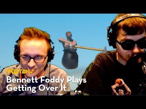 Bennett Foddy Plays