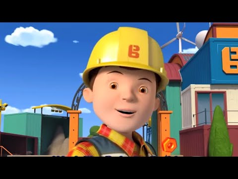 Bob The Builder 🎵 Boots, Belt, Hard Hat   Music With Bob ⭐ New Sing-a-long Collection   Cartoons
