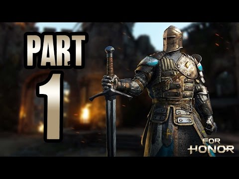 ► For Honor ALPHA   #1   Craftění, 1vs1 a RAGE!   CZ Lets Play / Gameplay [1080p] [PC]