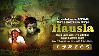 Hausla (lyrics) - latest hindi song ...